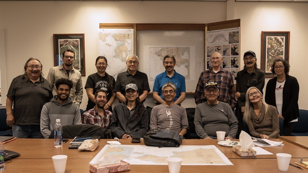 Participants of the Bering Sea Elders' Arctic Report Card Workshop